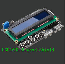 Arduinos LCD1602 character LCD screen input and output expansion board LCD Keypad Shield