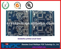 Automotive printed circuit board with good quality