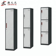 Bedroom Storage Cabinet Locker/office school GYM metal 2 door steel locker