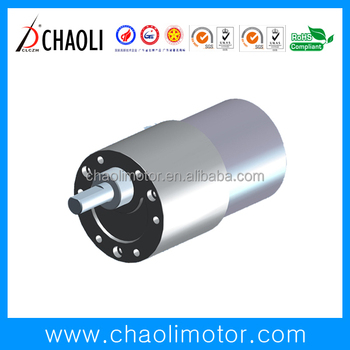 31mm CL-G37-R510 gear motor financial equipment medical devices