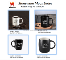 11oz Ceramic Coffee Red Mug with Customized Logo and Personalized