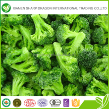 HACCP Certification grade AAA bulk frozen broccoli