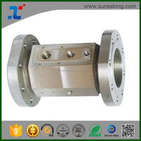 SUREALONG Manufacture Custom Automotive Metalworking scooter motor parts Made in china