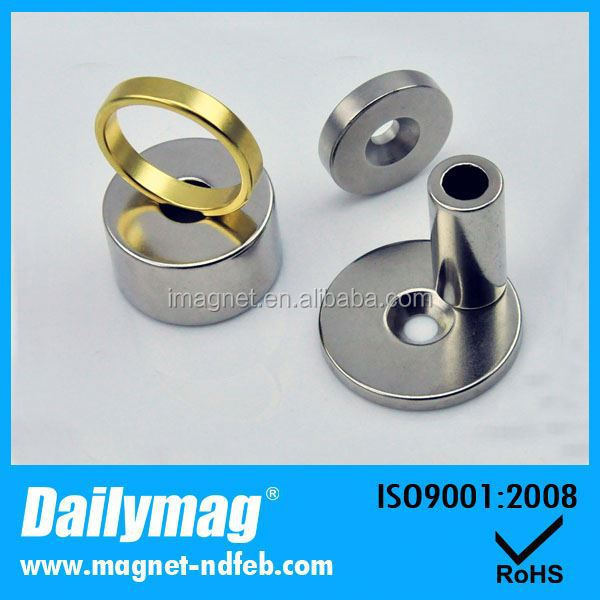 The Permanent y25-y33 speaker ferrite magnet arc Of Factory Supply