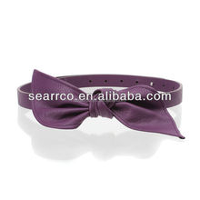 Brand Tezenis Fashion PU Belt of bowknot