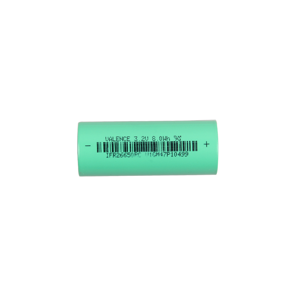 LiFePO4 26650 battery IFP26650PC 3.2v 2500mAh power cell for power application