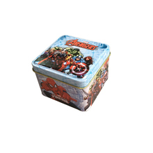 Watch Box Wholesale Watch Tin Box Container for Promotion Gift