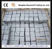 Wholesale granite cobblestone pavers for driveway for sale