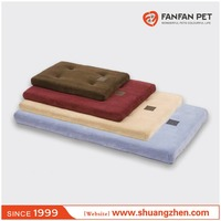 hot selling design breathable dog bed pet cushion mat