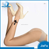 women's 15D nature nude skin color sheer wider wiastband cute cat printing tattoo pantyhose