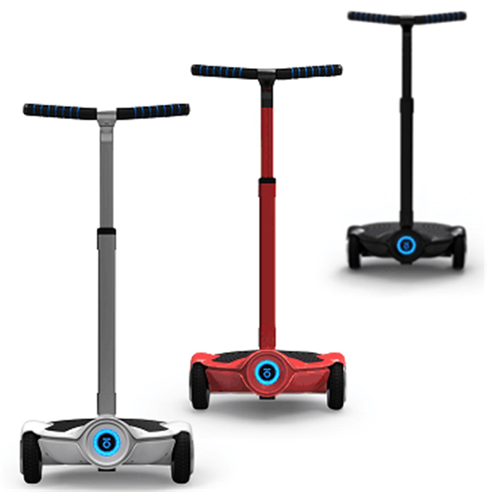 Portable big wheels mobility scooter