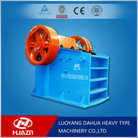 Heavy Machinery Crushing Machine suitable for Iron Ore Mine