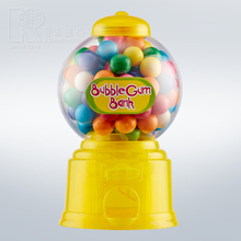 Kwang Hsieh 6 Inch Mini Bubble Gum Food Toys Candy Dispenser Gumball Machine