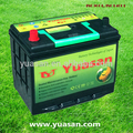 Best YUASAN 55D26R (N60MF) Maintenance Free Car Battery 12V 60AH Calcium MF Auto Battery