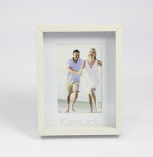 15 x 20 cm White Shadow Box Frame
