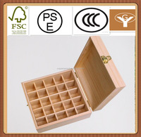 2016 trending products large wooden essential oil box wholesale