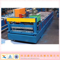 XN-850 corrugated metal roof tile roll forming machine