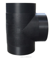 Equal Tee PE pipe fittings