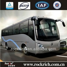 Hot sale dongfeng luxury diesel 10m 50 seater tour buses