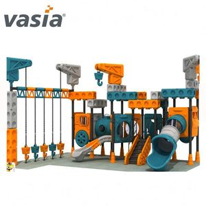 VASIA open air outdoor playground entertainment equipment for sale