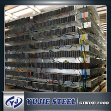 BUILDING MATERIAL Q235 PRE GALVANIZED STEEL PIPE FOR GREENHOUSE