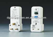 A30PW rcd enchufe adaptador, bs estándar