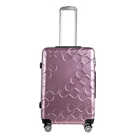 2017 Lower Price Custom Luggage Hard