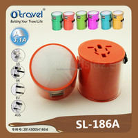 3.1A Travel plug hot new products for 2015