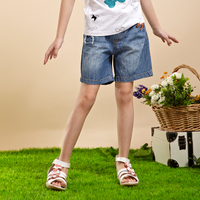 summer fashion kids girls short hot jean pants wholesale