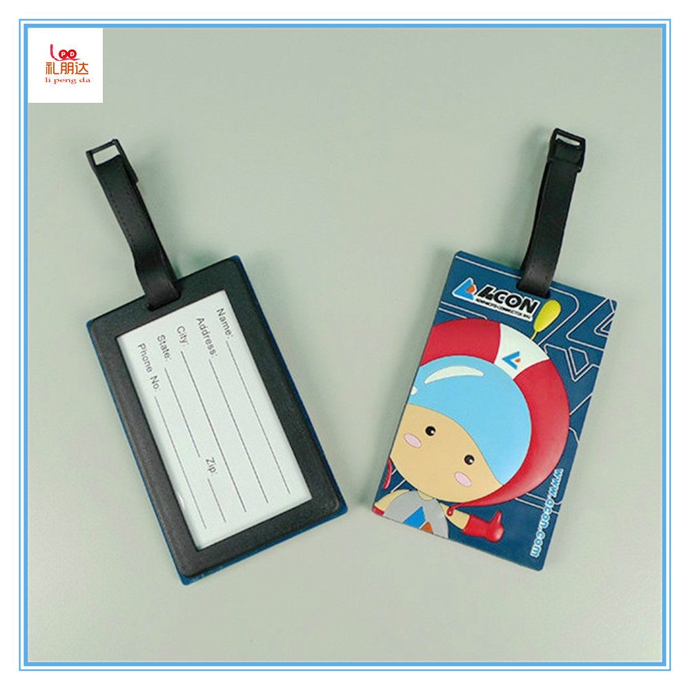 Private Name mark pvc luggage tag,Private Name mark pvc bag tages, Private Name mark pvc baggage tages