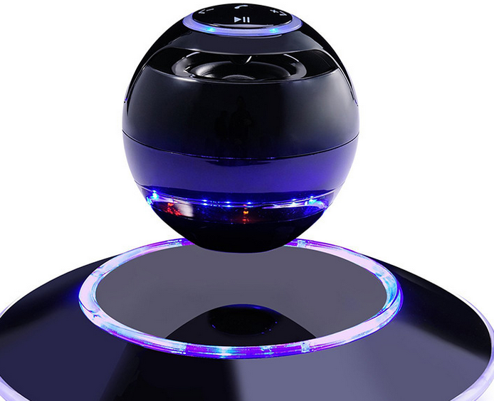 High-end Wireless Subwoofer Audios Magnetic Floating Levitating Bluetooth Speaker