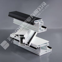 BEIDI 2014 newest best selling Casement Window and Door PVC Profile/Co-extrusion PVC Profile