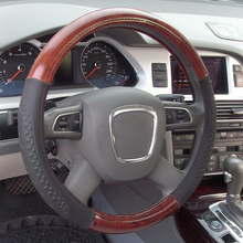 Unique Design Luxurious Diamond Car Steering Wheel Cover