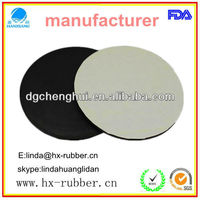 High Quality Rubber feet with adhesive/rubber brake pedal pad