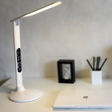 USB and Calendar Flexible Eye-protection 10W LED Study Table Lamp