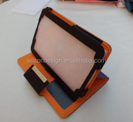 kids 8 inch shock resistant android leather tablet case