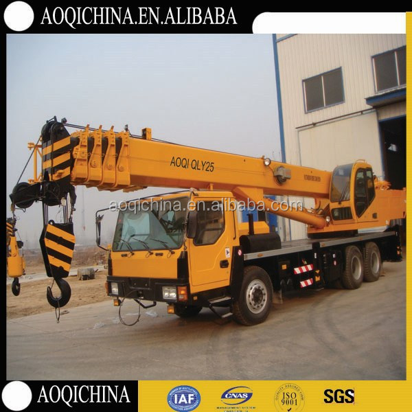 Chinese Manufacturer Supply Hot Sales Mobile Crane As 25 Ton Zoomlion