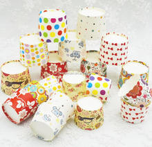 paper cake cup coating cup cake stand cup cake wrappers JH-C-6002