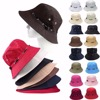 Factory Direct Sell Sun Hats Unisex Bucket Hat Cap Men's Summer Hunting Fishing Outdoor Cap Hat