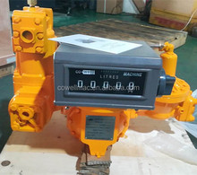 lpg gas tank truck unload flow meter 50mm 2inch