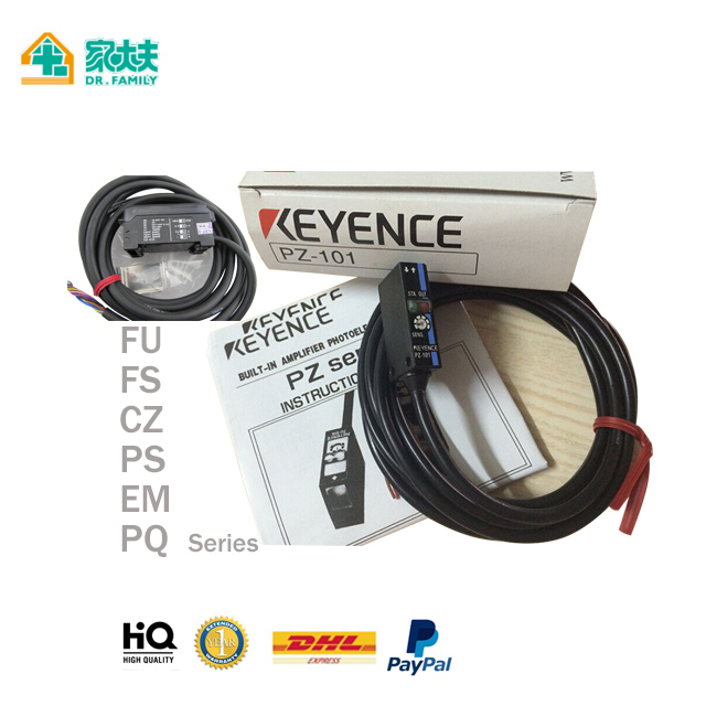 Sell New KEYENCE FS-<strong>N10</strong> Reflective Fibre Unit Sensor with complete accessories and 441DAYS warranty
