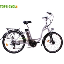 TOP E-cycle newest long range electric adult city motor road bike from hangzhou