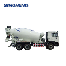 sinotruk howo concrete mixer truck specifications