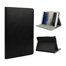 Customize tablet cover folio genuine leather case for ipad 2 3 4 mini air pro 9.7 12.9 samsung tablet 2 ,for ipad case leather