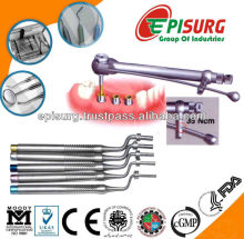 Dental Implant Instruments, Implant Instruments, Implantology Instruments