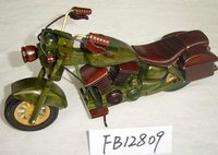WOODEN MOTORBIKE MODEL Best prices /High-quality / newest