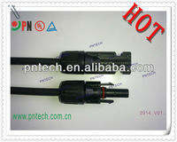 Solar plug socket MC4 Compatible Connector,TUV approval PV connector