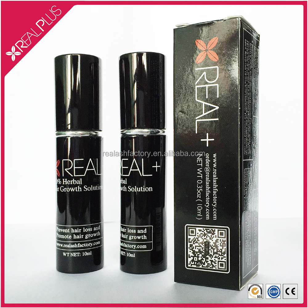 Chinese manufacturer find distributors canada Real Plus hair growth spray especially use for baldhead treatment
