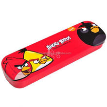 Plastic Cartoon Pencil Case For Kids