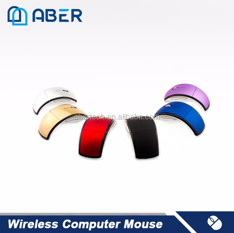 2017New Fashion Design Wireless Optical Mini Computor Mouse